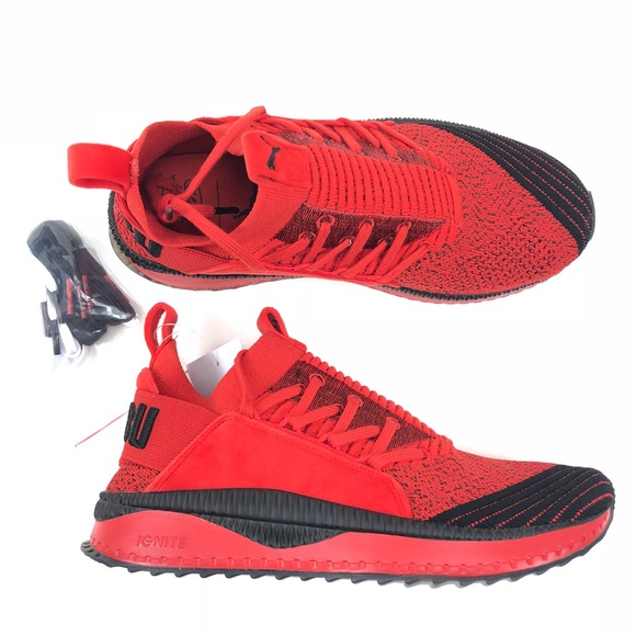 7cd04bc788d3 Puma X Fubu Tsugi Jun Ignite Running High Risk Red